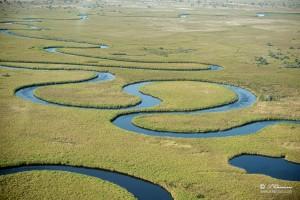 Viaje por el Okavango