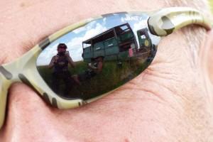 Foto gafas de sol