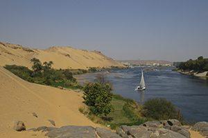 Sudán desert