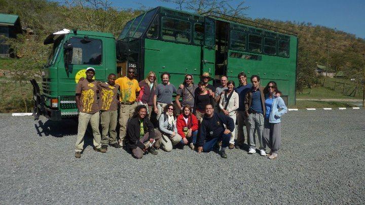 Memorias de África 2010
