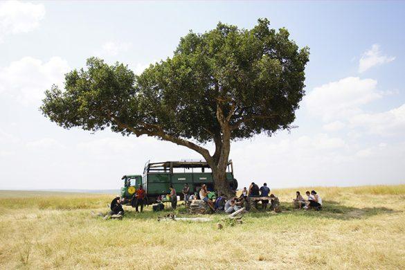 kananga-camion