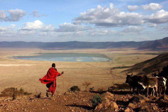 maasai-en-el-crater-del-ngorongoro